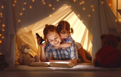 The Magic of Reading Aloud to Babies